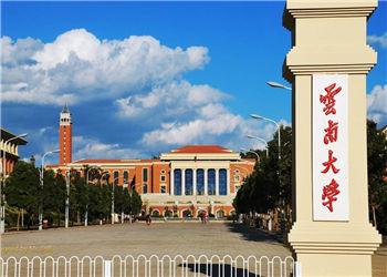 云南大学2021年成人高考招生信息